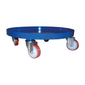 Soporte bidón con ruedas de 300Kg