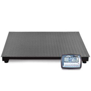 Plataforma pesaje NFN 1500kg 1200x1000mm